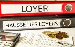 Loyers hausse