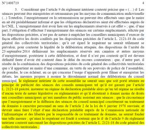 Tribunal administratif de Cergy Pontoise, jugement n°1408719, extrait