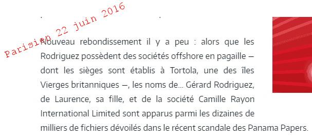 Parisien 16-06-22