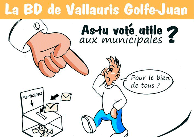 Bilan à mi-mandat Ensemble pour Vallauris Golfe-Juan